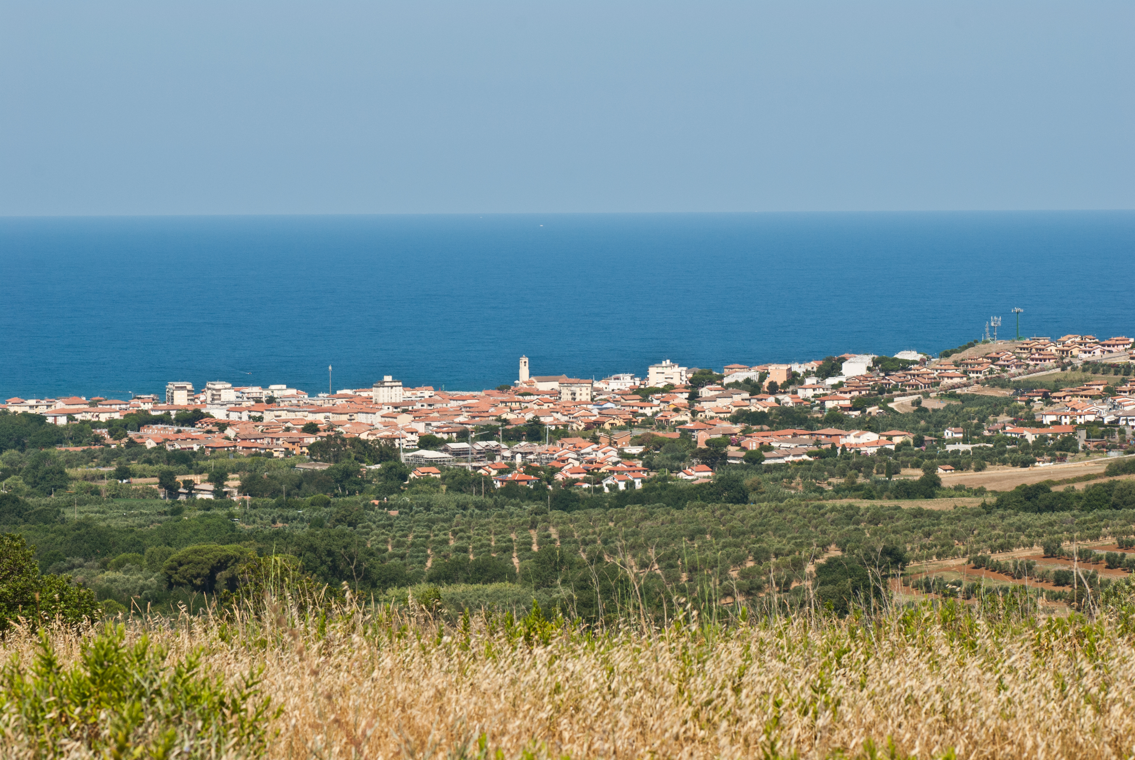 San_Vincenzo_from_east