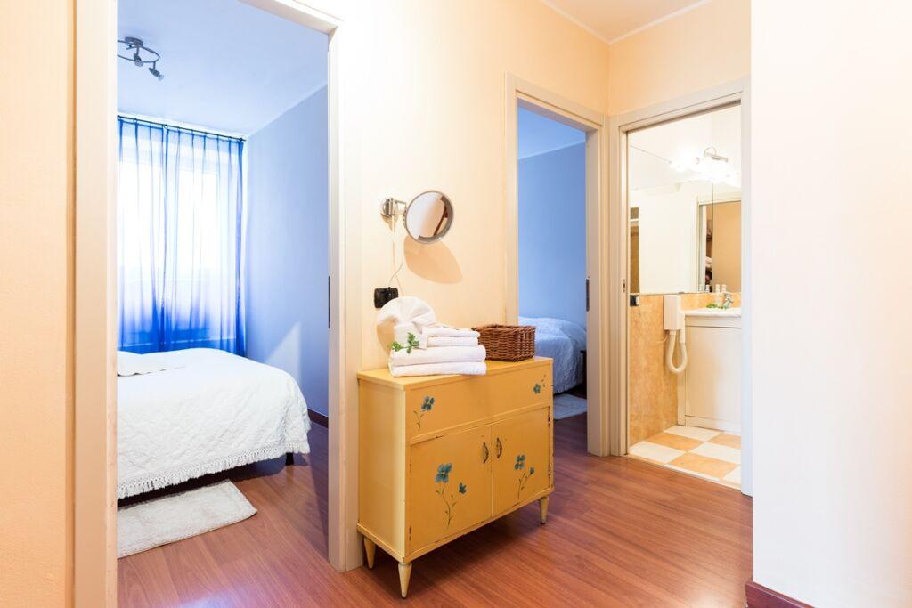 115 camere e bagno